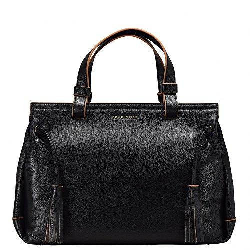 Coccinelle-Jessie-Handtasche-Leder-31-cm