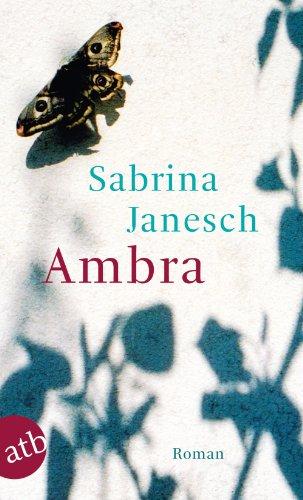 Buchseite und Rezensionen zu 'Ambra: Roman' von Sabrina Janesch