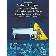 Europäische Klavierschule: Band 3. Klavier.