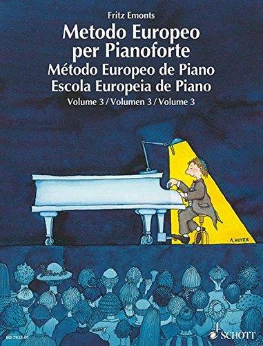 The European Piano Method: 3