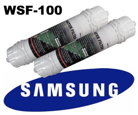 Original Samsung Magic Water Filter WSF-100 (DA29-10105C/H) 2er