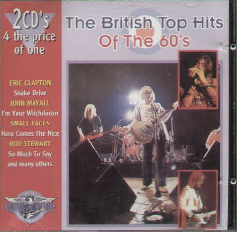 Price comparison product image The British Top Hits Of The 60's