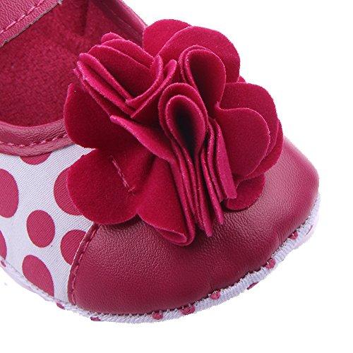 Frog Leap Sapatos Café Meninos 6 Vermelha Walker 12 Meses BdwqH6