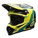 Moto-9 Flex LE Factory MX Helm Schwarz Gelb Größe: XL (60-61 cm)