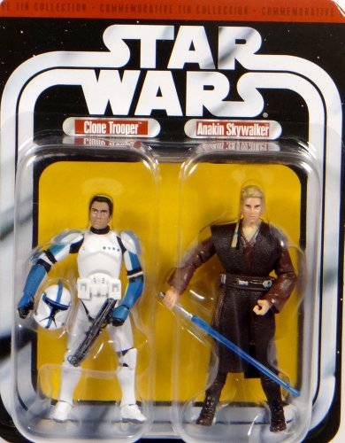 Clone Trooper Officer & Anakin Skywalker