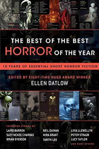 The Best of the Best Horror of the Year (English Edition)