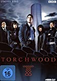 Torchwood - Staffel Eins [4 DVDs]