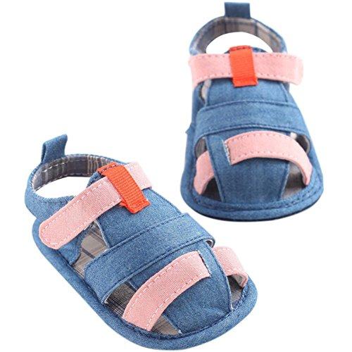 Sapatos Walker Etrack-online, Meninos Azuis Escuros Azuis 12-18 Meses