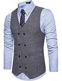 Amazon.es: Trajes y blazers - Hombre: Ropa: Blazers, Trajes, Chalecos, Chaquetas de traje y americanas y mucho más