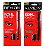 Best Revlon Eyeliners - Revlon Kohl Kajal Eye Liner Pencil Black, 1.14g Review
