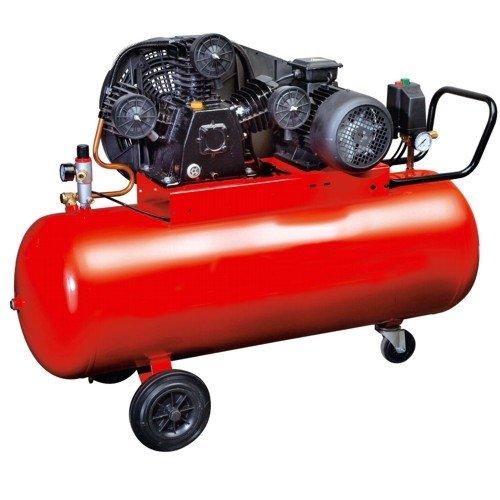 Kompressor 680-150 W4 - 380 V Keilriemenkompressor GDE