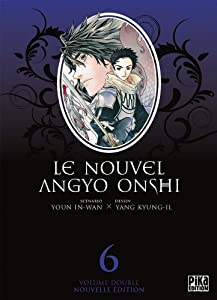 Le Nouvel Angyo Onshi Edition double Tome 6
