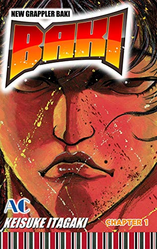 Baki #1 (baki, volume collections) (english edition)