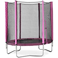 Plum® Products 6 ft Trampoline & Enclosure Pink