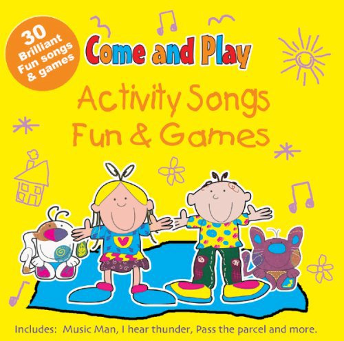 Activity Songs & Fun and Games