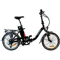agogs lowstep 20 pulgadas eléctrico bicicleta plegable city Rueda con marco de aluminio bafang Motor H de Type, 36 V/250 W (500 W Max) Sony Konion V3 de ...