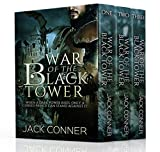 War of the Black Tower: OMNIBUS EDITION of the Dark Epic Fantasy Trilogy: An Epic Fantasy Series (English Edition)
