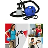 Siddhi Collection Paint Zoom Ultimate Electric Professional Paint Portable Spray Painting Machine Compressor & Gun