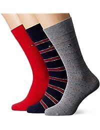 Tommy Hilfiger Herren Socken Geschenkset 3er-Pack