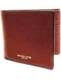 Michael Kors - Cartera para Hombre Morado