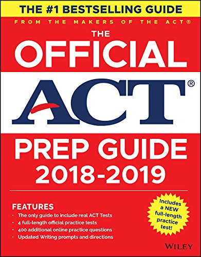 The Official ACT Prep Guide, 2018-19 Edition (Book + Bonus Online Content) (English Edition)