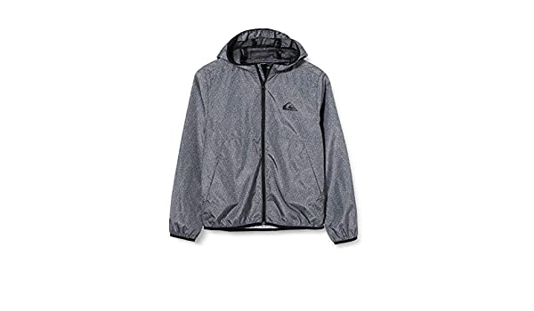 Quiksilver Jungen Everyday-Windbreaker mit Kapuze 8-16 Jackets
