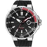 Citizen AW1420-04E Eco-Drive - Reloj de pulsera para hombre, funcionamiento con energía solar, sumergible