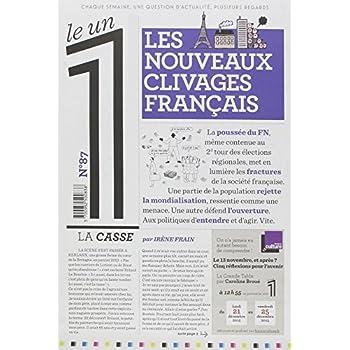 Le 1 - n°87 - Les nouveaux clivages Français