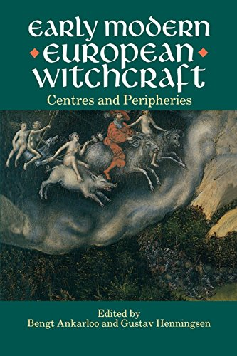 Early Modern European Witchcraft: Centres and Peripheries (Clarendon Paperbacks) por Ankarloo