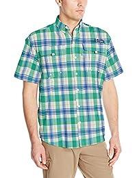 Columbia Super Bahama - Camiseta de Manga Corta para Hombre 203a0511ce7