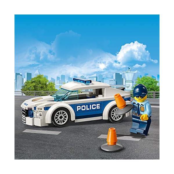 LEGO City - Auto di pattuglia della polizia, 60239 4 spesavip