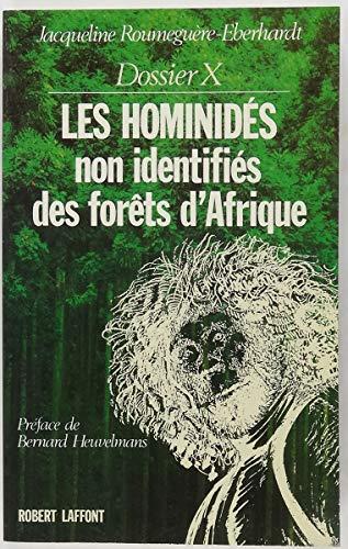 Les hominidés non identifiés des forêts d'Afrique