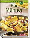 Für Männer (Minikochbuch): Einfach nur lecker kochen (Minikochbuch Relaunch)