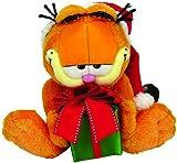 Ty UK Beanie Baby Happy Holidays Garfield