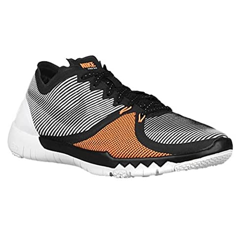Nike Free Trainer 3.0V4,-Schuhe Running Männer, Schwarz - Schwarz - Größe: EUR 46