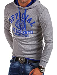 MT Styles - Athletic R-0727 - Pull/Sweat-shirt à capuche