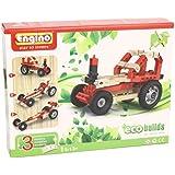 Engino - Eco Builds Cars, juego de construcción, 3 modelos (EB10)