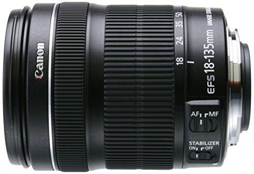 Canon EF-S 18-135mm f/3.5-5.6 IS STM Obiettivo