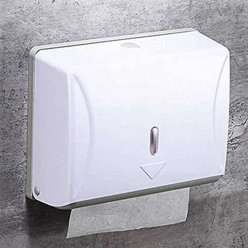 Gjrff Tissue Box Free Punching Badezimmer Wandmontage Küche Platz Toilettenpapierhalter Bad-Accessoires