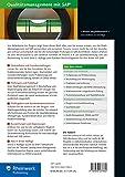 Image de Qualitätsmanagement mit SAP: Ihr umfassendes Handbuch zu SAP QM: Prozesse, Funktionen, Customizing