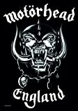 Official Merchandise Band Posterfahne - Motörhead - England