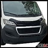 OMAC Motorhaube Deflektor Insekten FIAT DUCATO 2014- Van