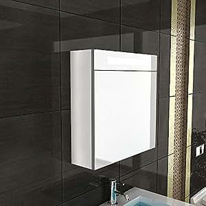 Spiegelschrank mit beleuchtung und softclose funktion - Amazon spiegelschrank ...