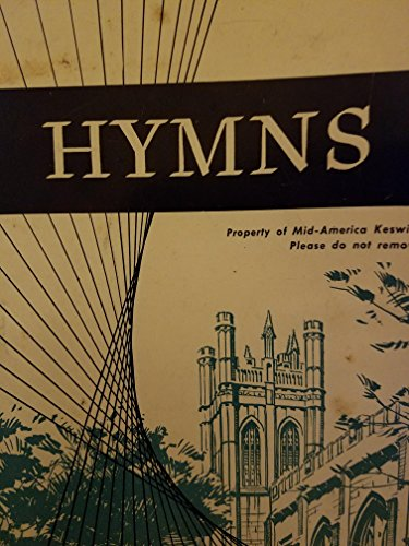 Hymns The Hymnal of Inter-Varsity Christian Fellowship
