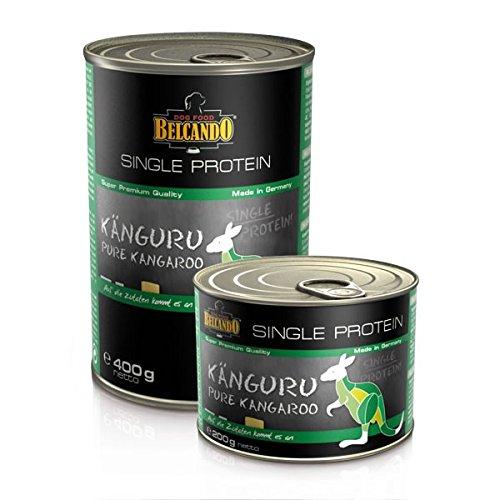 Belcando Single Protein Känguru 10 x 400g