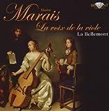 La Voix De La Viole by Ensemble La Bellemont (2011-03-22)