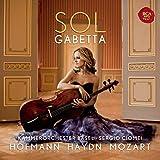 Hofmann Haydn Mozart: Cellokonzerte - Sol Gabetta