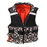 Best Adult Life Jackets - MagiDeal Ultra-light Adult Buoyancy Life Jackets Vest Review