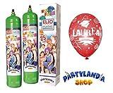 Helium Gasflasche Luftballons Flying Laurea