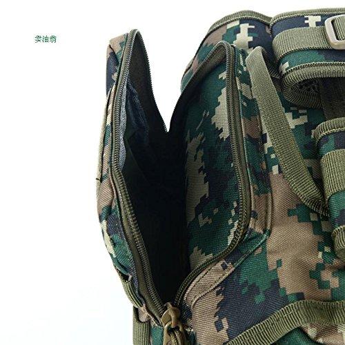Doppia spalla Borsa Zaino computer combinazione multifunzionale pack e zaino maschio 49*15*17cm, grigio chiaro Rosa